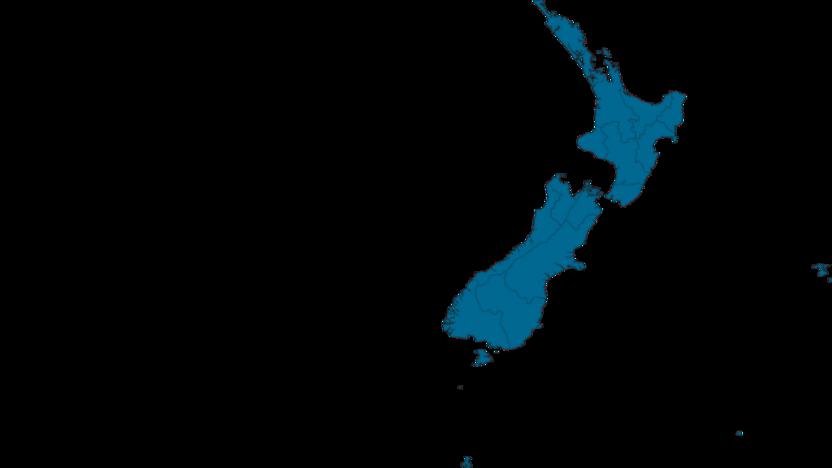 Distributor, sales office, map, NZ, New Zealand